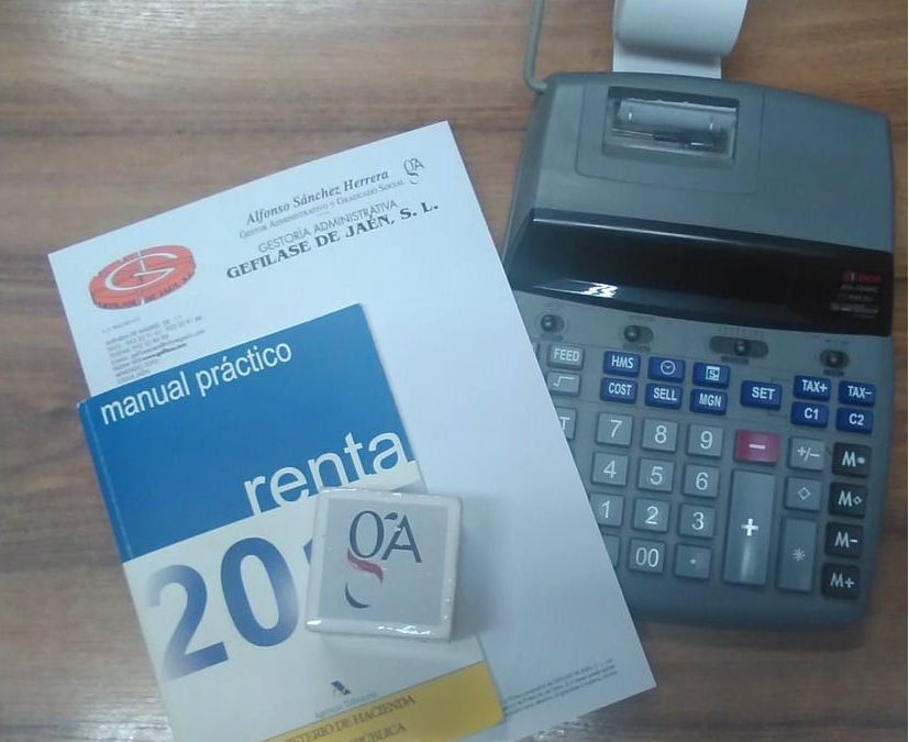 CAMPAÑA DECLARACIÓN DE LA RENTA 2018